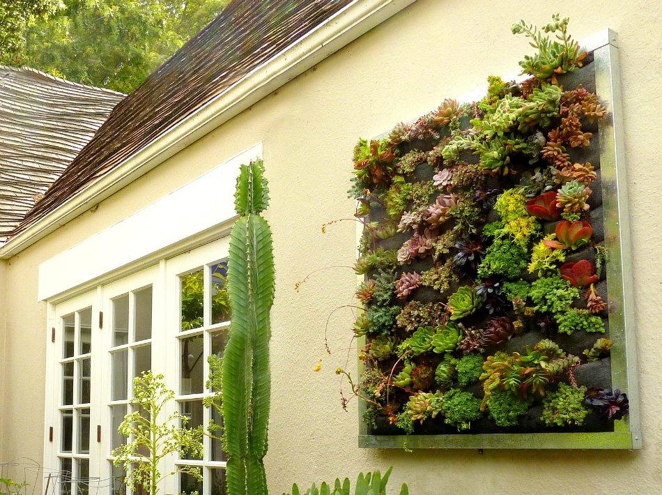 Піддони, палета, дизайн саду