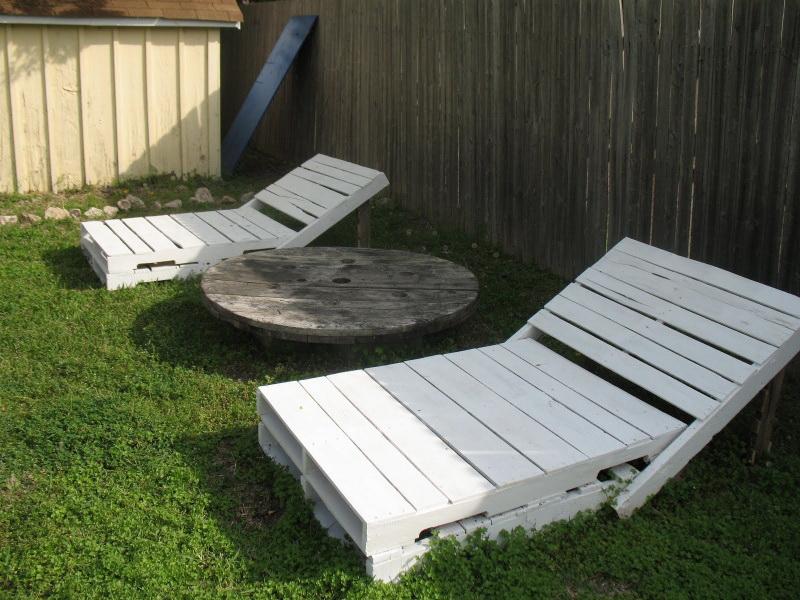 Піддони, як зробити піддони, дизайн саду
