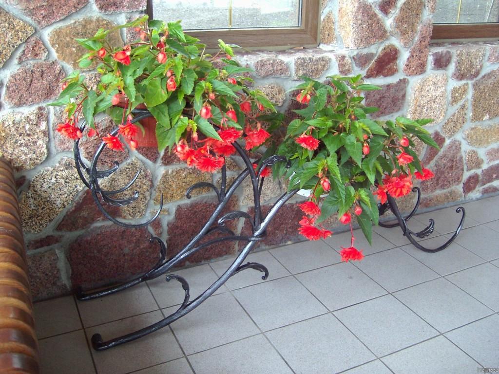 балкон, декор, дизайн, сад