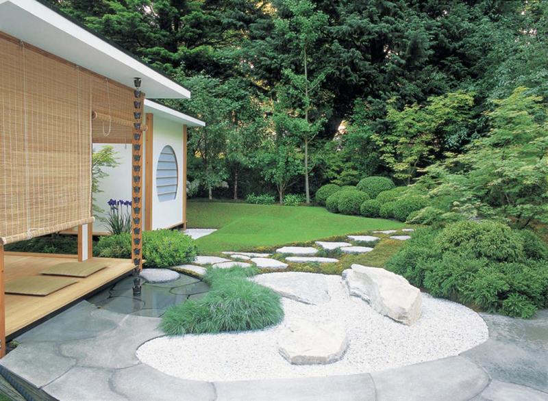 Японський стиль, декор, дизайн, растения, минимализм, советы, поради, догляд, сад, дизайн