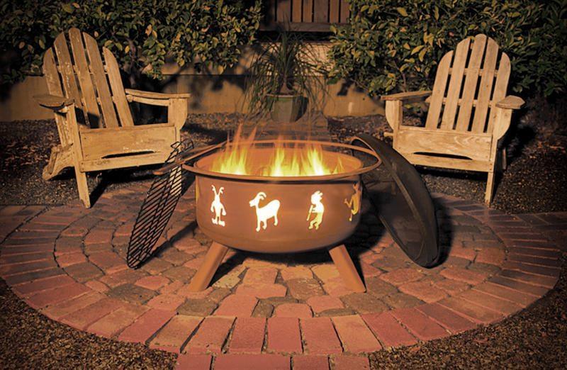 мангал, сад, огонь, барбекю, еда, запах, дизайн, декор