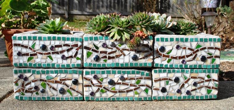 мозаика, сад, уход, советы, растения, декор, дизайн