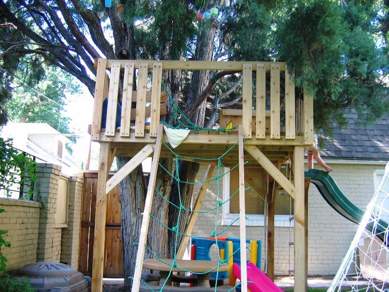 дети, сад, игры, домик на дереве, фантазии, ребенок, дерево, домик,