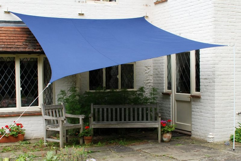 парус, зонт, тент, дизайн, красота, уют, комфорт, загар, сад, цветы